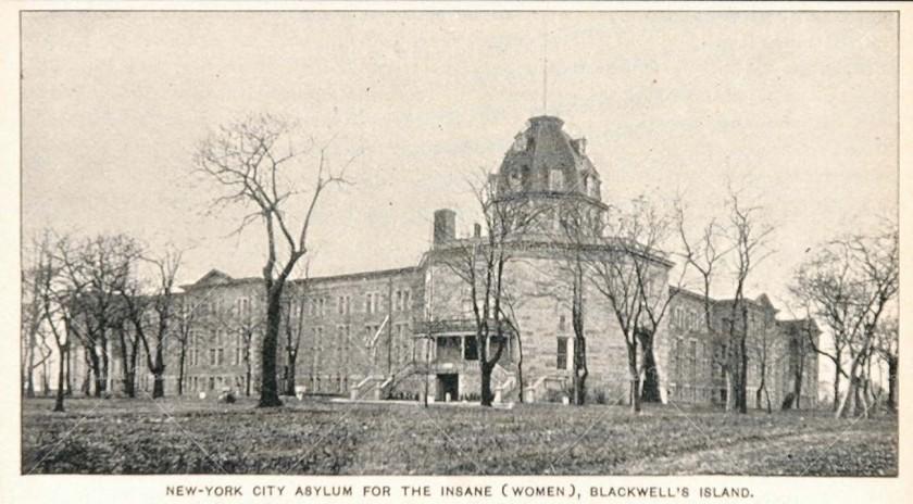 Blackwell's Island Asylum