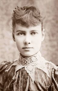 Nellie Bly, portrait