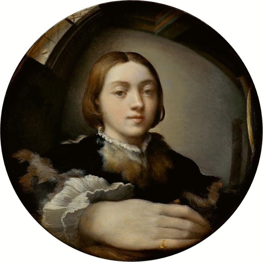 https://en.wikipedia.org/wiki/Self-portrait_in_a_Convex_Mirror