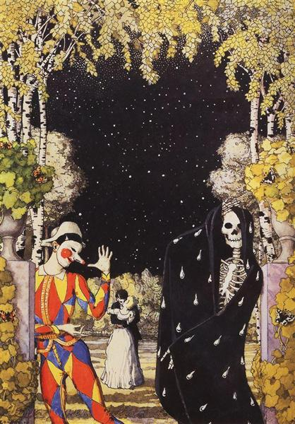 https://www.wikiart.org/en/konstantin-somov/harlequin-and-death