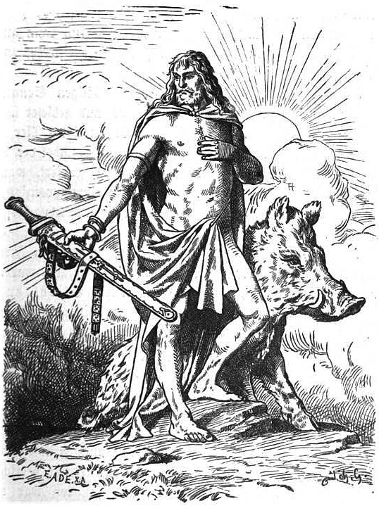 https://en.wikipedia.org/wiki/Gullinbursti