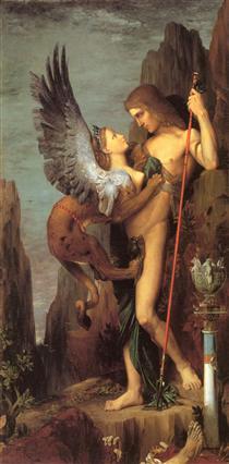 https://www.wikiart.org/en/gustave-moreau/the-sphinx-1864/