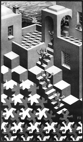 https://www.wikiart.org/en/m-c-escher/cycle/