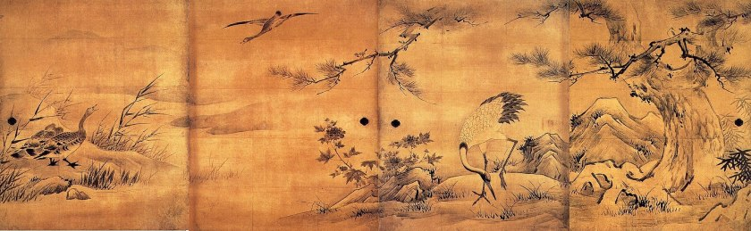 https://www.wikiart.org/en/kano-eitoku/birds-and-flowers-of-the-four-seasons-1590