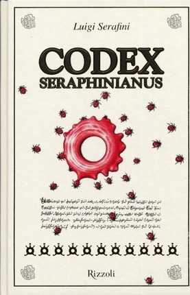 Codex Seraphinianus cover 1